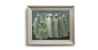 Emil Kosa, Jr. (California, 1903 - 1968) Painting; oil on canvas, robed figures. Est. $1600/2400