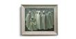 Emil Kosa, Jr. (California, 1903 - 1968) Painting; oil on canvas, robed figures. Est. $1600/2400