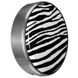 Continental Kit Tire cover by Boomerang with Zebra print design