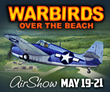 World War II Air Show Returns to the Skies of Virginia Beach