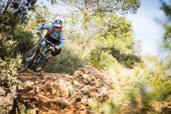 Pro lead mountain bike tours with Trek Travel
