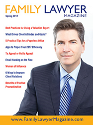 Family Lawyer Magazine Spring 2017
