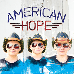 American Hope is made up of three brothers, Jameson Hope(15), Jadyn Hope (13), and Kenyon Hope 12.