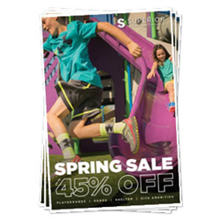 Superior Recreational Products Spring Sale