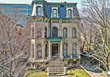 The Elbridge G. Keith Mansion is located at 1900 S. Prairie Avenue in the South Loop neighborhood of Chicago, Illinois.