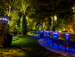 Twilight Designs landscape lighting