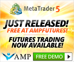 MetaTrader 5 Just Released - Now Available for Trading Futures at AMP Futures
