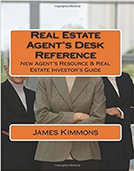 Real Estate Agent's Desk Reference book cover.