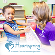 Bill Mull Agencies and the Heartspring Organization Launch Charity Drive to Benefit Families of Children with Special Needs