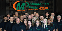Meet the team of Minuteman Press in Longwood, FL, offering design, print, and marketing solutions to businesses for over 15 years. Learn more about Minuteman Press franchise opportunities at http://www.minutemanpressfranchise.com