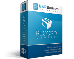 Introducing Record Center Version 2 from B&R Business Solutions