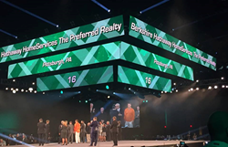 Berskhire Hathaway HomeServices The Preferred Realty Award
