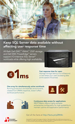 See how companies can minimize SQL Server application performance lag and downtime to offer a good user experience