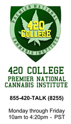 cannabis college, cannabis institute
