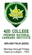 420 College, a Local Cannabis Institution's Licensing and Ordinance Strategy Proving Effective