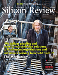 March 2017 Silicon Review Cover