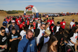 Walkers participate in Heart Walk at Tesoro Viejo