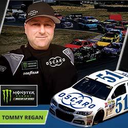 Tommy Regan, NASCAR Cup Series driver