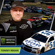 First-time NASCAR Cup Series Driver Tommy Regan Confesses: Passion Trumps Everything