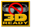 "Exceptional 3D ""No Glasses Needed"" trademark"