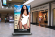"Digital Signage Glasses-Free 3D 65"" Portrait display"