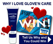 How Much Do You Love Glove'n Care?