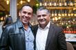 Patricio Molina (CCO) and Carlos Galvan (CEO)