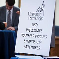 University of San Diego Transfer Pricing Symposium