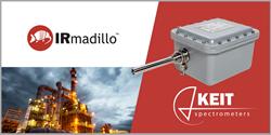 Keit's IRmadillo FTIR logo