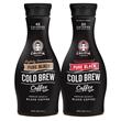 "Califia Farms Extends RTD Coffee Leadership: Launches Multi-Serve ""Pure Black"" Cold Brew Coffee"