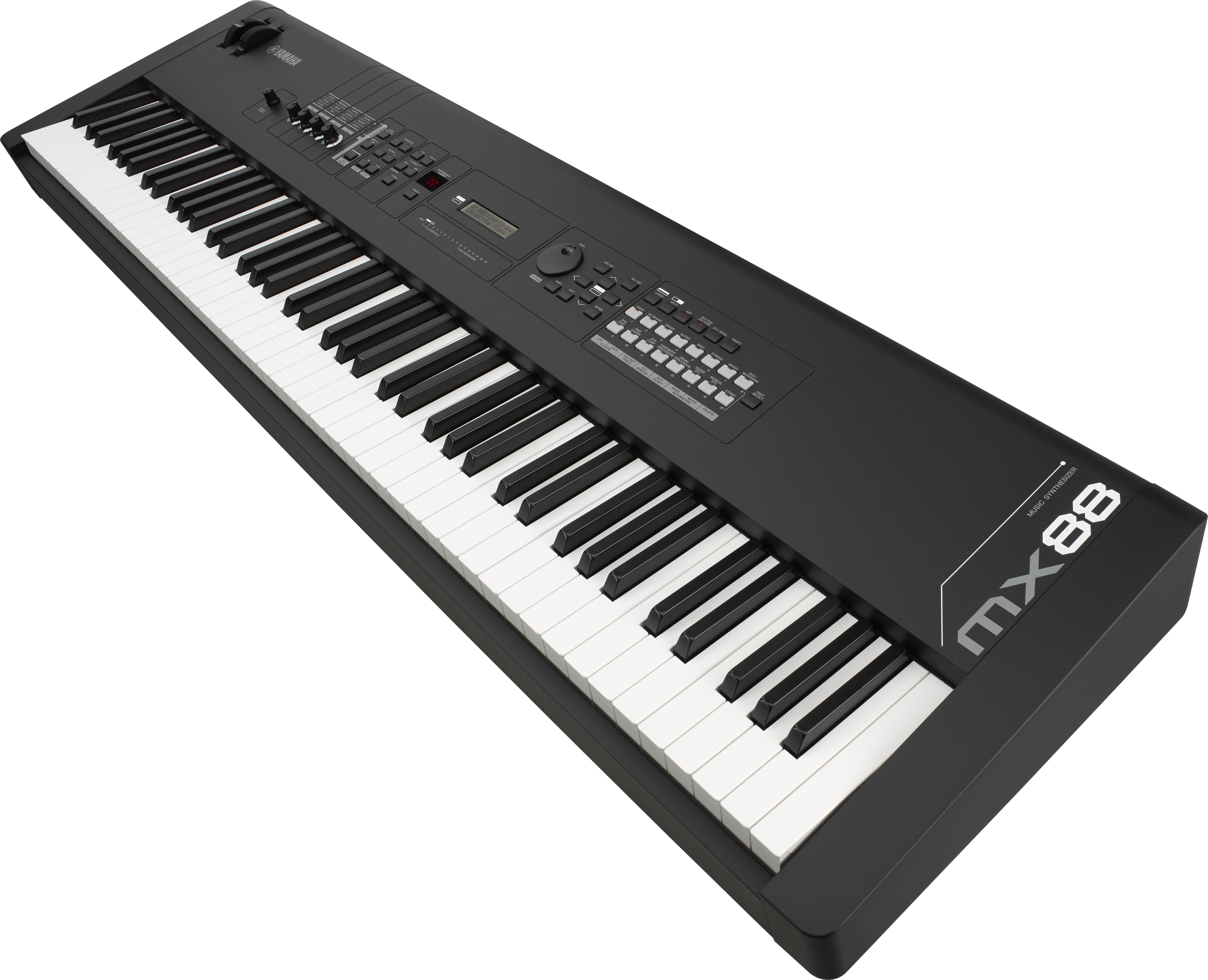 Yamaha Mx Key Actino