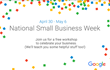 During National Small Business Week Proceed Innovative will Host a Free Workshop: Grow Your Business Online