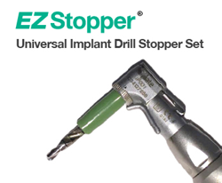 Universal Implant Drill Stoppers