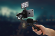 SmoothVu™ Introduces the First All-in-One Hand-held Stabilizer Studio