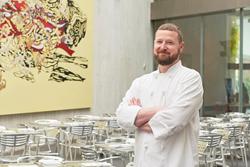 Café Sebastienne Executive Chef David Ford