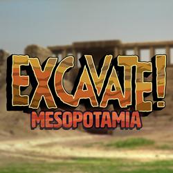 DIG-IT! Games Announces Excavate! Mesopotamia Education Game
