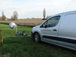 field test ELVA 10 Gbps link in Twello