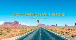 Kenzai Warriors on the Road
