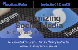 Maximizing Social Media Webinar