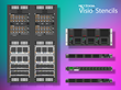 NetZoom™ Visio® Stencils Library Updated for Data Center and Network Devices from Server Technology, Emerson, Lenovo, Brocade and More Manufacturers