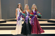 Pageant Photo: Mrs. Arkansas International 2017 Mrs. Lindsey Wright (center), RE/MAX of Hot Springs Village agent, Haley Bird (left) and Maggie Williams (right)
