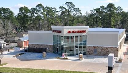 Big Tex Self Storage The Woodlands Expands With Two Brand