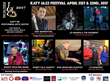 The 2017 Katy Jazz Festival Promotes, Preserves and Encourages Jazz Education with World-Class Jazz Groups Investing in the Future of Jazz