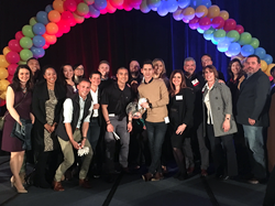 "Prometheus landed in the 5th spot in the ""large companies"" category on the San Francisco Business Times and Silicon Valley Business Journal's 2017 Bay Area ""Best Places to Work"" list"