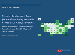 Targeted Employment Area (TEA) Reform: Policy Proposals Comparative Analysis by State