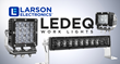 Larson Electronics LLC Releases Series of LEDEQ LED Work Lights