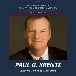 Aurora Attorney Paul Krentz