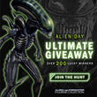 "Celebrate Sci-Fi's Most Terrifying Film Franchises in the Eaglemoss ""Alien Day Ultimate Giveaway"""
