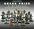 5 Grand Prize Winners
