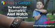 First Ever Children's Biosensor Wearable Alert Watch, Happy Gadget, Set to Debut to Save Lives